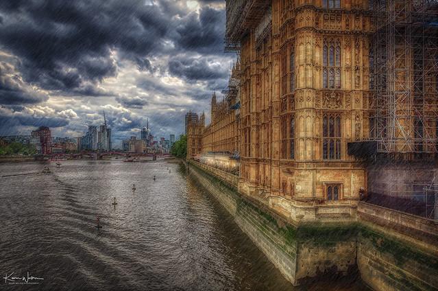 Palace of Westminster & Big Ben