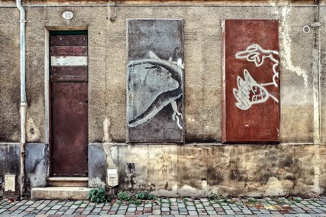 La liberté d'expression du vieux Bordeaux