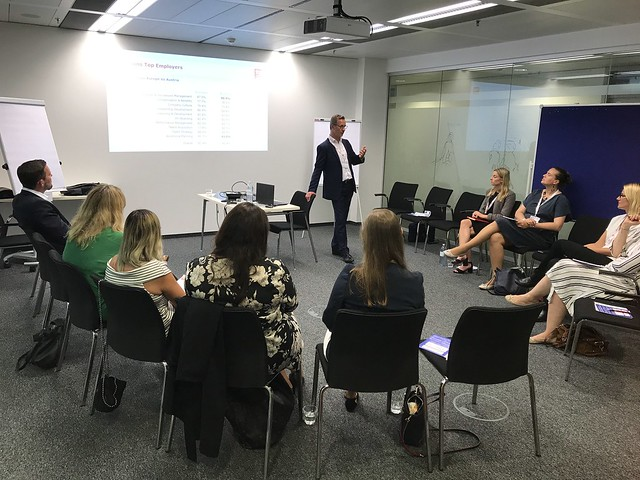 Top Employers CONNECT Event Austria @ 03.06.2019 Wien