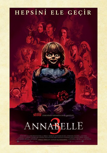 Annabelle 3 - Annabelle Comes Home (2019)