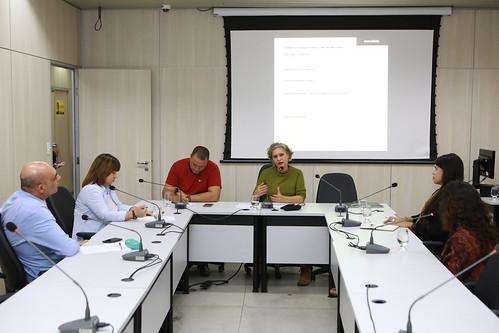 8ª Reunião Ordinária - Comissão de Mulheres