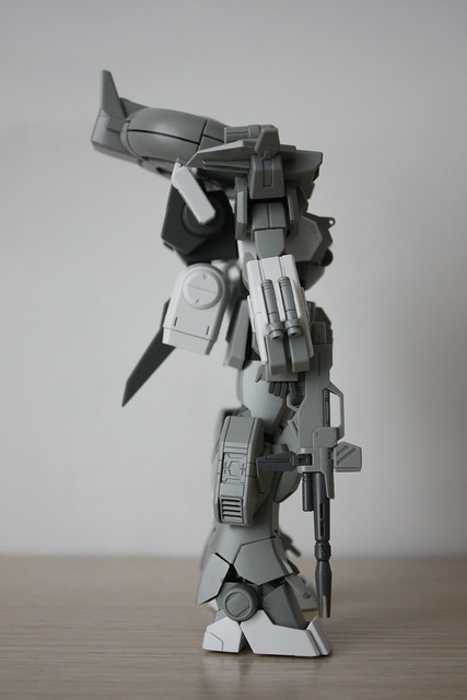 [HGBF] Gundam Ez-SR3 Shadow Phantom