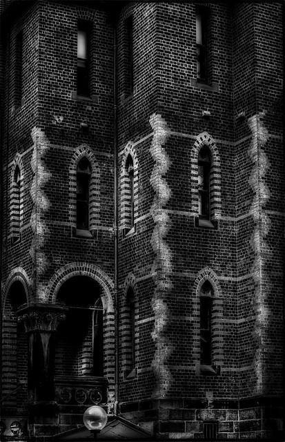 Convict - Hand made Bricks