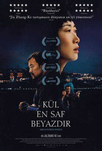 Kül En Saf Beyazdır - Ash is Purest White (2019)