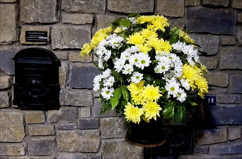 St. Joseph's Church Flowers