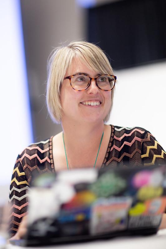 Dr Maren Deepwell - @MarenDeepwell