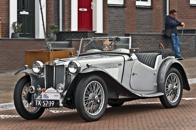 MG TB Midget 1939 (8310)