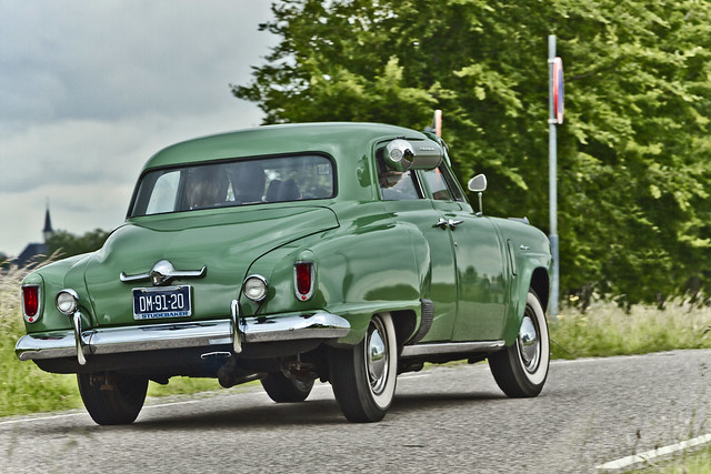Studebaker Champion Sedan 1950 (7398)