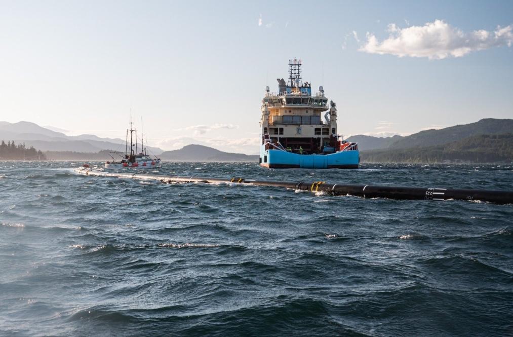 Újraindult a csendes-óceáni szemétgyűjtés