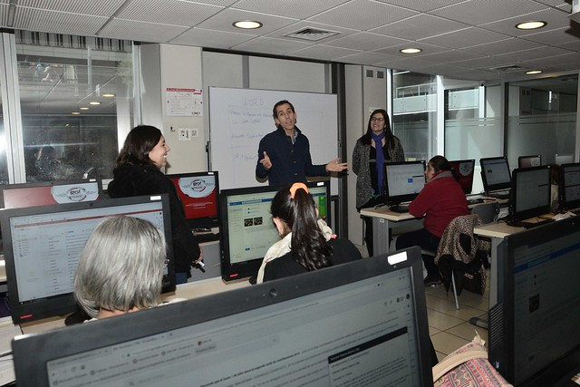 #En Terreno : Escuela Digital INACAP