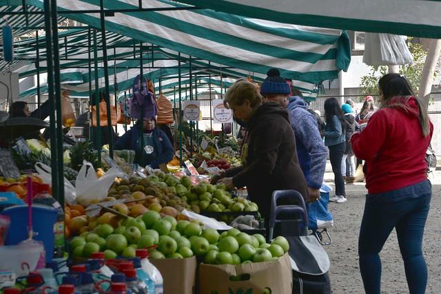 #EnTerreno : Feria Teatinos Con Santo Domingo