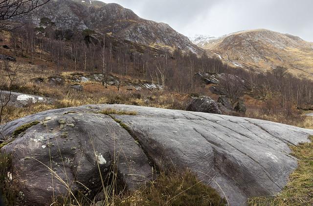 Glen Nevis, near Fort William, Lochaber, Highland, Scotland, UK