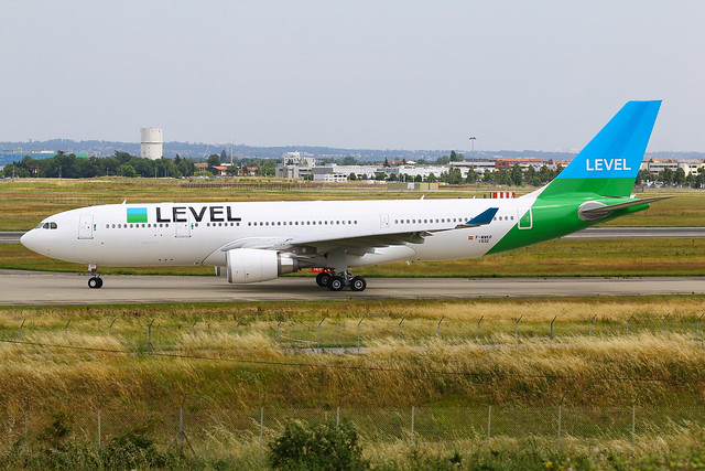 F-WWKP AIRBUS A330 LEVEL s/n 1932