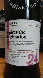 SMWS 115.13 - Inspires the imagination