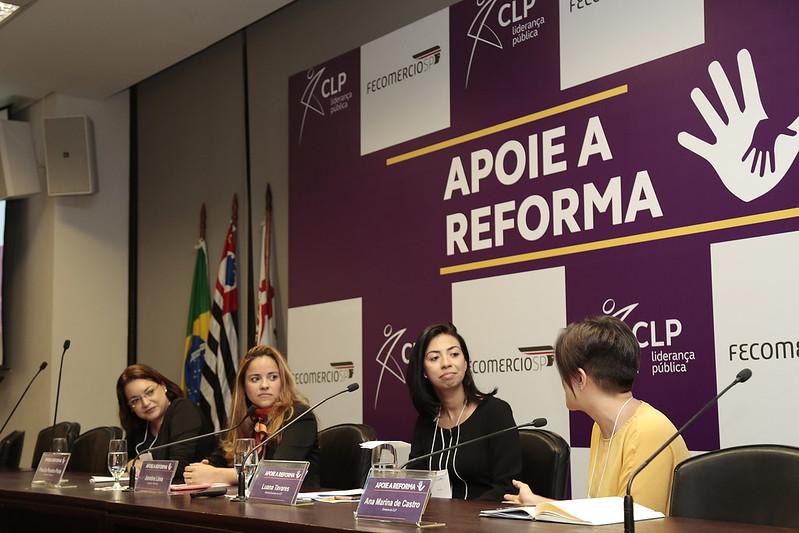 Lançamento da Rede Apoie a Reforma