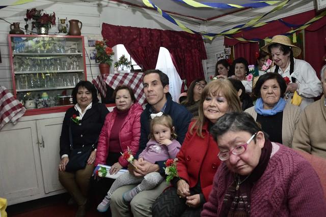 """#EnTerreno : 20 Años del CAM """"Las Buenas Amigas"""""""