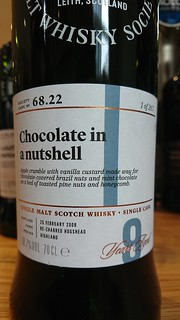 SMWS 68.22 - Chocolate in a nutshell