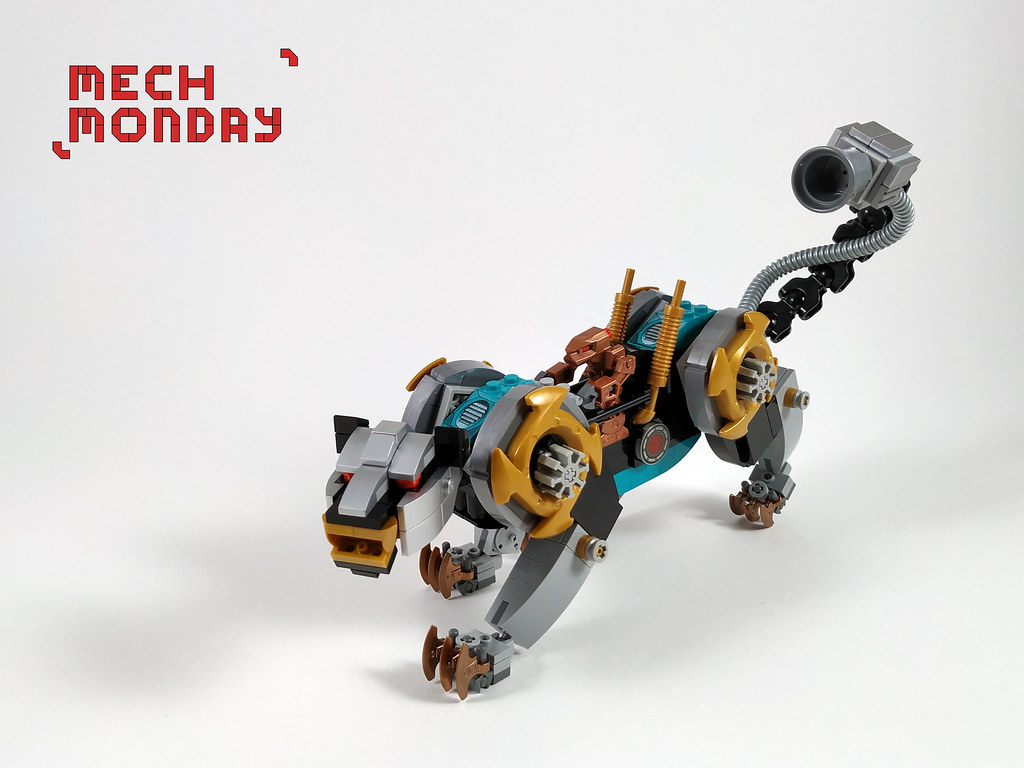 Mech Monday #25: Dark Panther Revamp