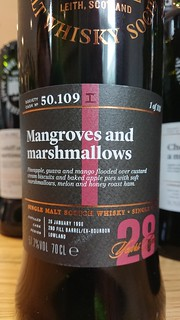 SMWS 50.109 - Mangroves and marshmallows