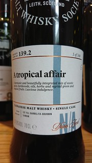 SMWS 139.2 - A tropical affair