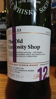 SMWS 55.53 - The Old Curiosity Shop