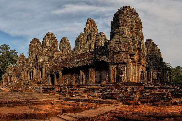 Bayon – Temple