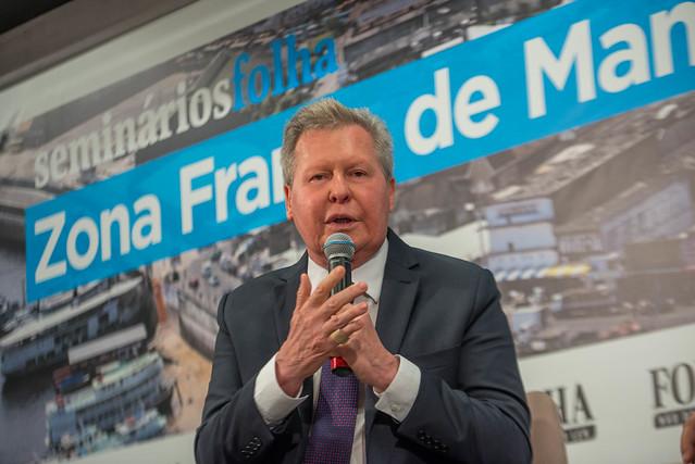24.06.19 Prefeito Arthur participa do seminário Folha de São Paulo sobre Zona Franca de Manaus