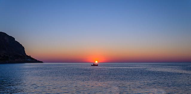 Monemvasia Sunrise