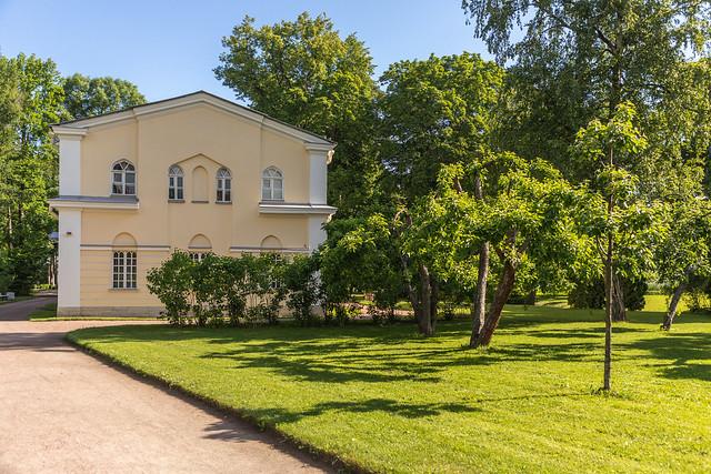 Alexandria Park, Peterhof.