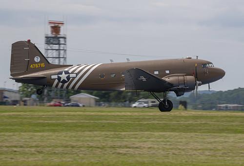 C-47 Hairless Joe on Main Wheels