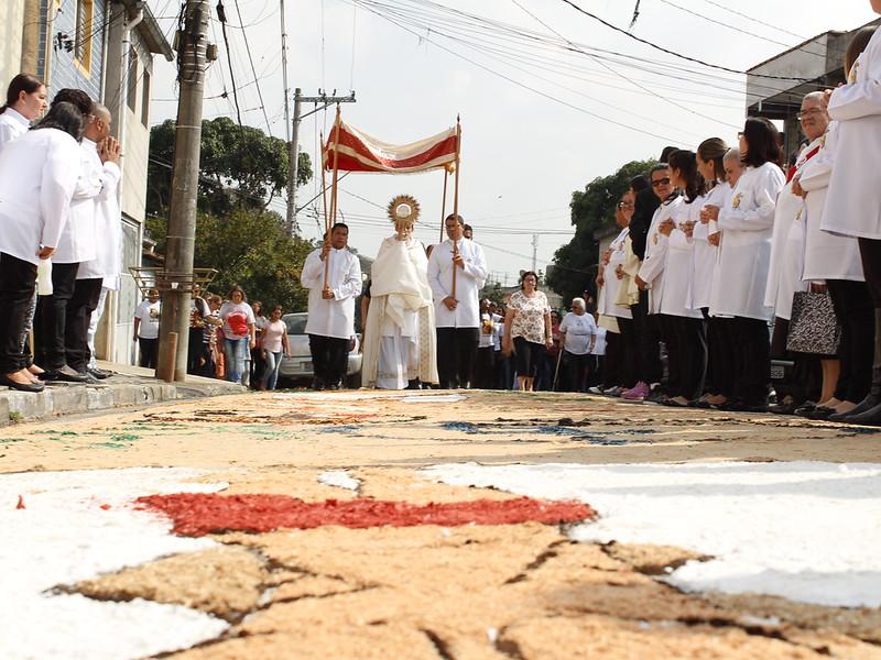 Festa de Corpus Christi 2019
