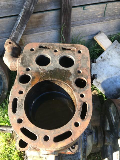restauration - Restauration moteur ORESTE LUCIANI HP 6/8 48121695131_697158caac_z