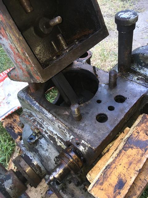 restauration - Restauration moteur ORESTE LUCIANI HP 6/8 48121791982_5a6b125977_z