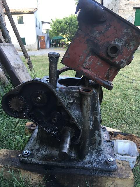 restauration - Restauration moteur ORESTE LUCIANI HP 6/8 48121792217_b855d944bb_z