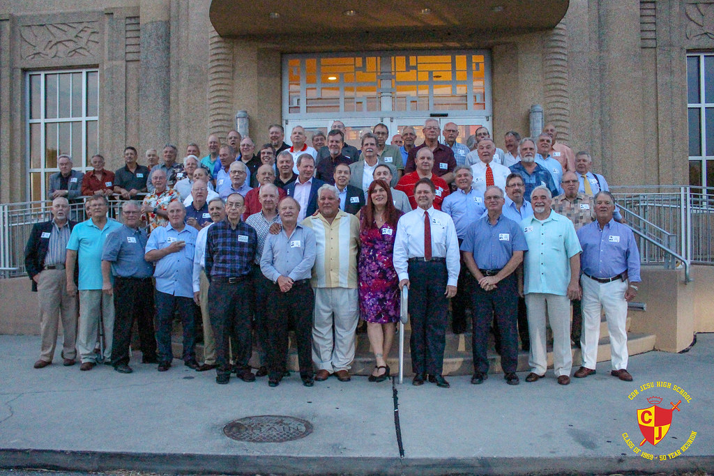 Cor Jesu Class of '69 Reunion