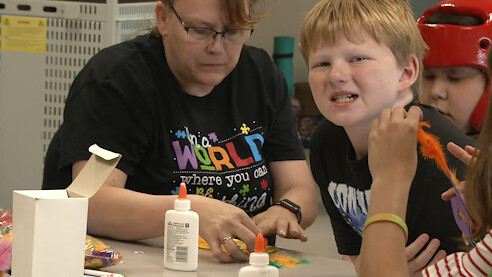 Special Needs Day Camp Hosts 42nd Year