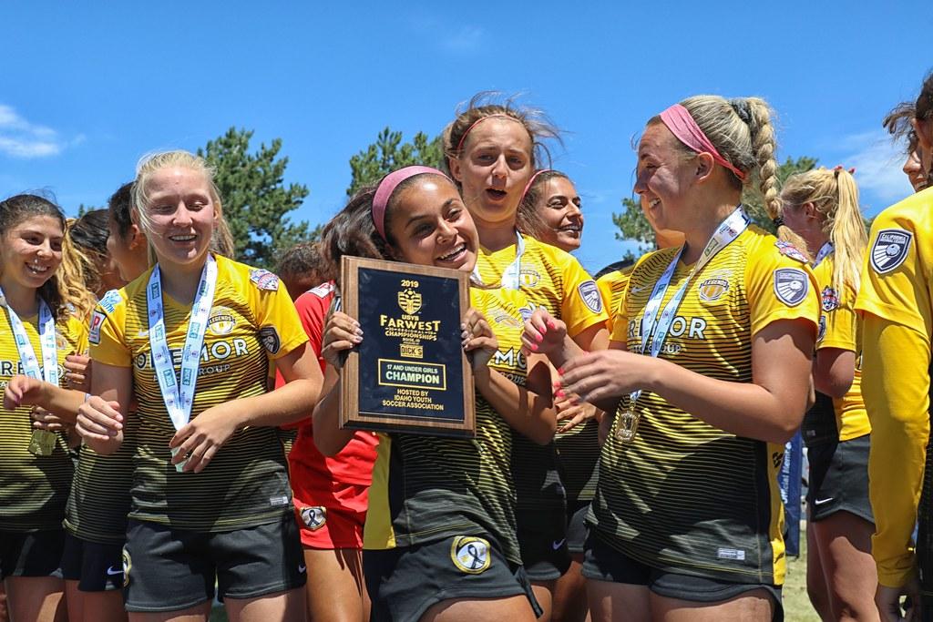 2019 USYS Farwest Regionals
