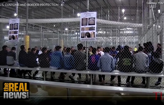 Aviva Chomsky: Are Immigration Detention Centers Concentration Camps?