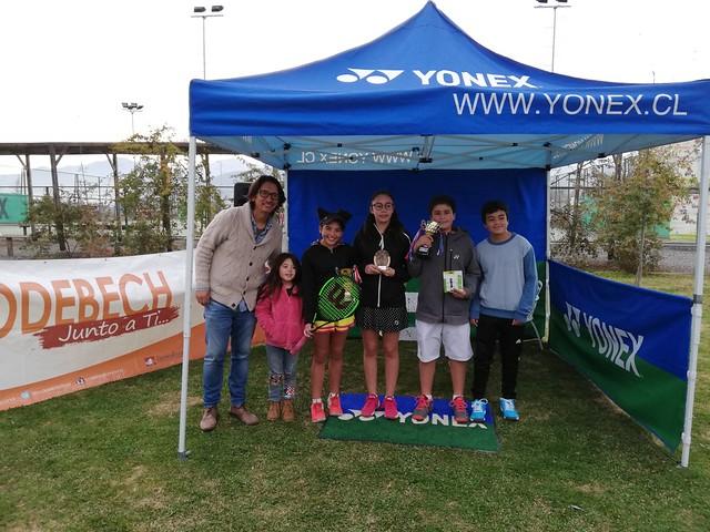 Torneo Club de Tenis El Semillero, Tuniche