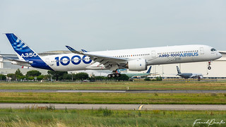 Airbus A350-1000 F-WMIL | by French_Painter