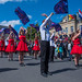 June 8 2019 St. Mere-Eglise Allied Musical Salute to Liberation Parade (Dubishar))