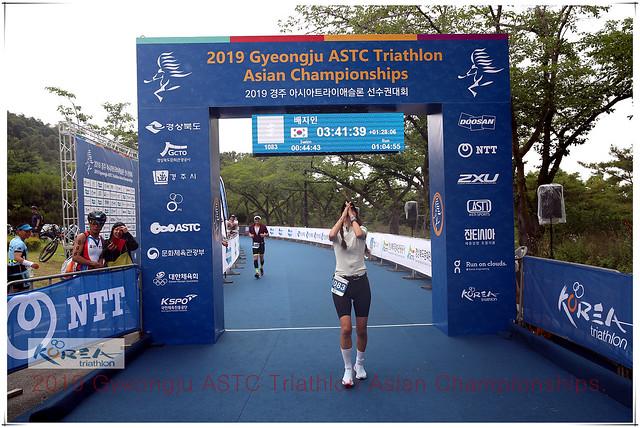 2019 경주 아시아 트라이애슬론(동호인부)