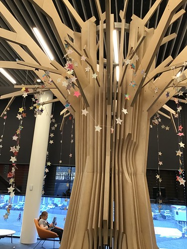 Wishing tree, Tūranga
