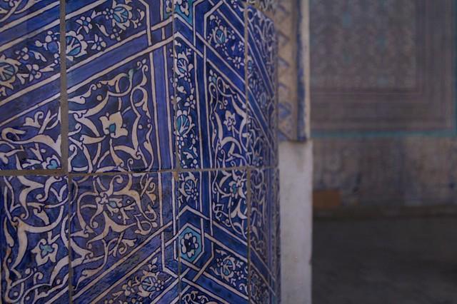 Khiva blue