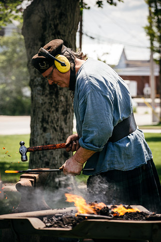 70300mm 70300mmafp annapoliscounty annapolisvalley canada d7200 macdonaldmuseum ns nikon novascotia blacksmith blacksmithing forging middleton