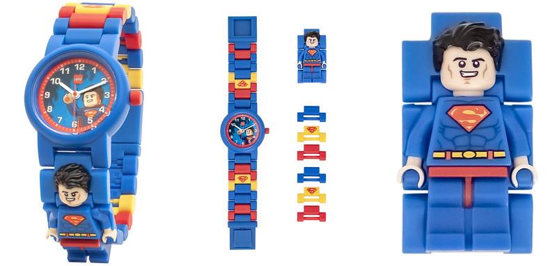 LEGO Superman Watch 2019