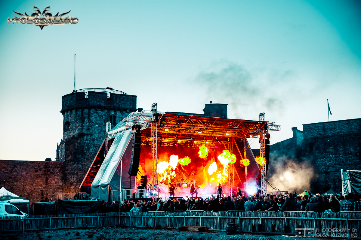 Amon Amarth, King John's Castle, Limerick, June 17th 2019