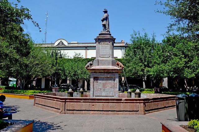 Plaza de Armas, Querétaro - México