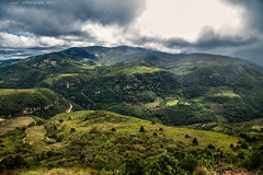Border of National Park Amboró