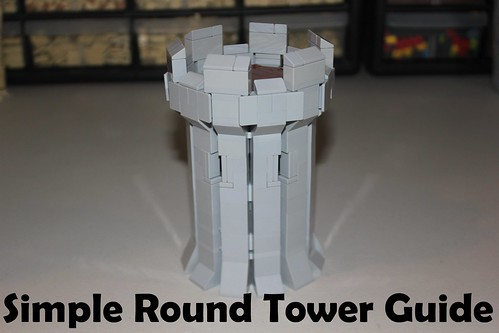 Simple Round Tower Guide